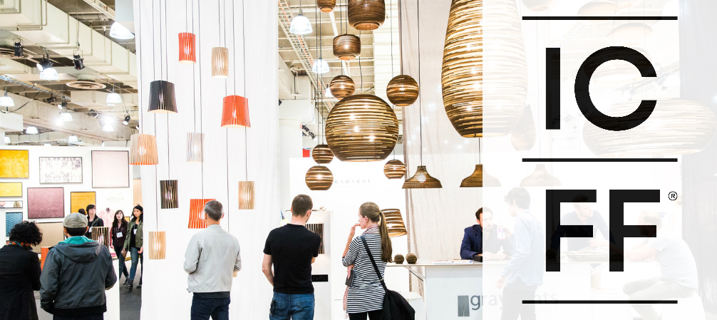Save the Date- ICFF is Two Weeks Away!
