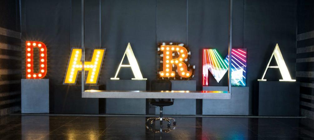 Step Inside Bollywood Star Karan Johar Work Space and Feel Inspired