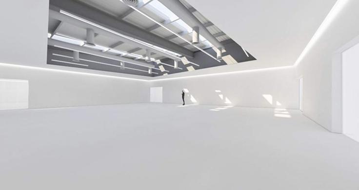Wayne McGregor's new studio designed by We Not I