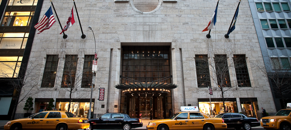 These are the Top 10 Hotels in New York City You Have to Know