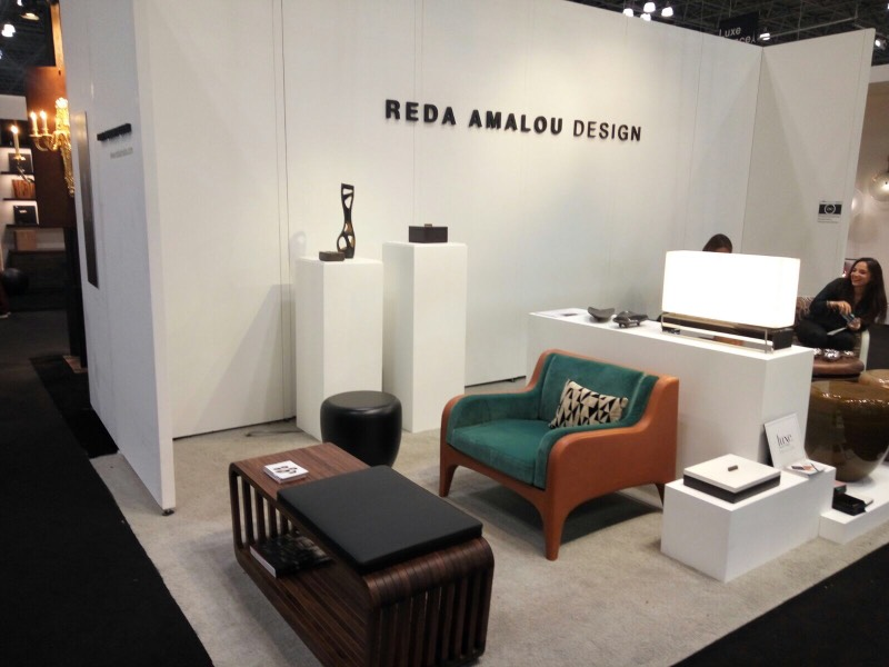 Top Luxury Furniture Stands at ICFF 2017