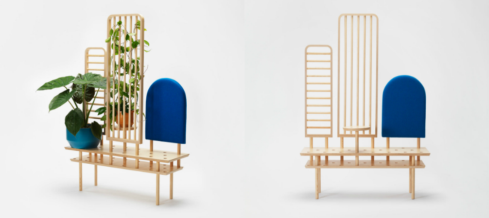 Unique Design- Special Furniture for Your Indoor Plants