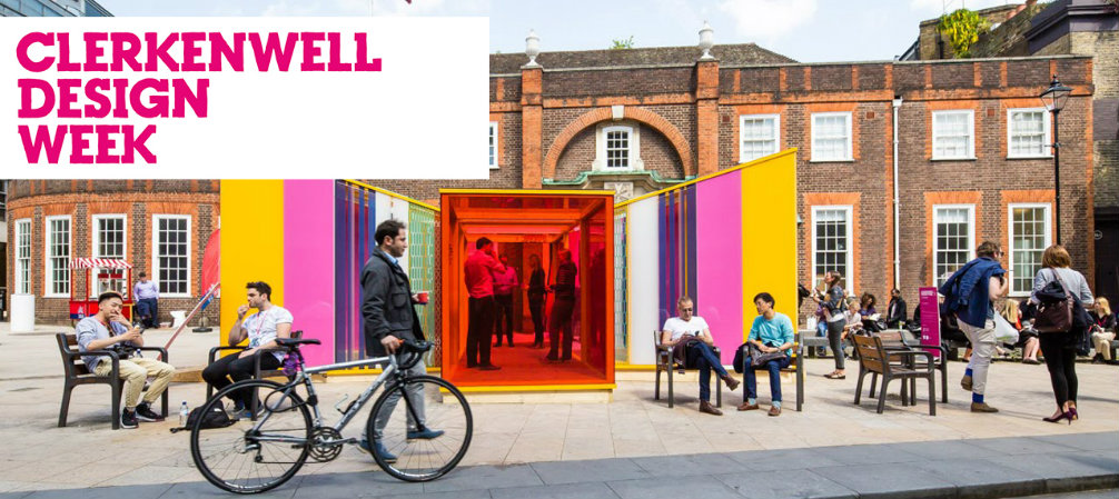 Flash News: Clerkenwell Design Week Preview