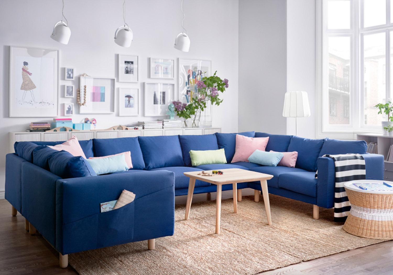 3d house design taken to the next level apple 39 s ar app - Living room decoration ikea furniture ...