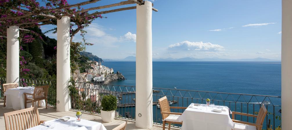 A Five-Star Hotel in Amalfi Signed by Studio Simonetti