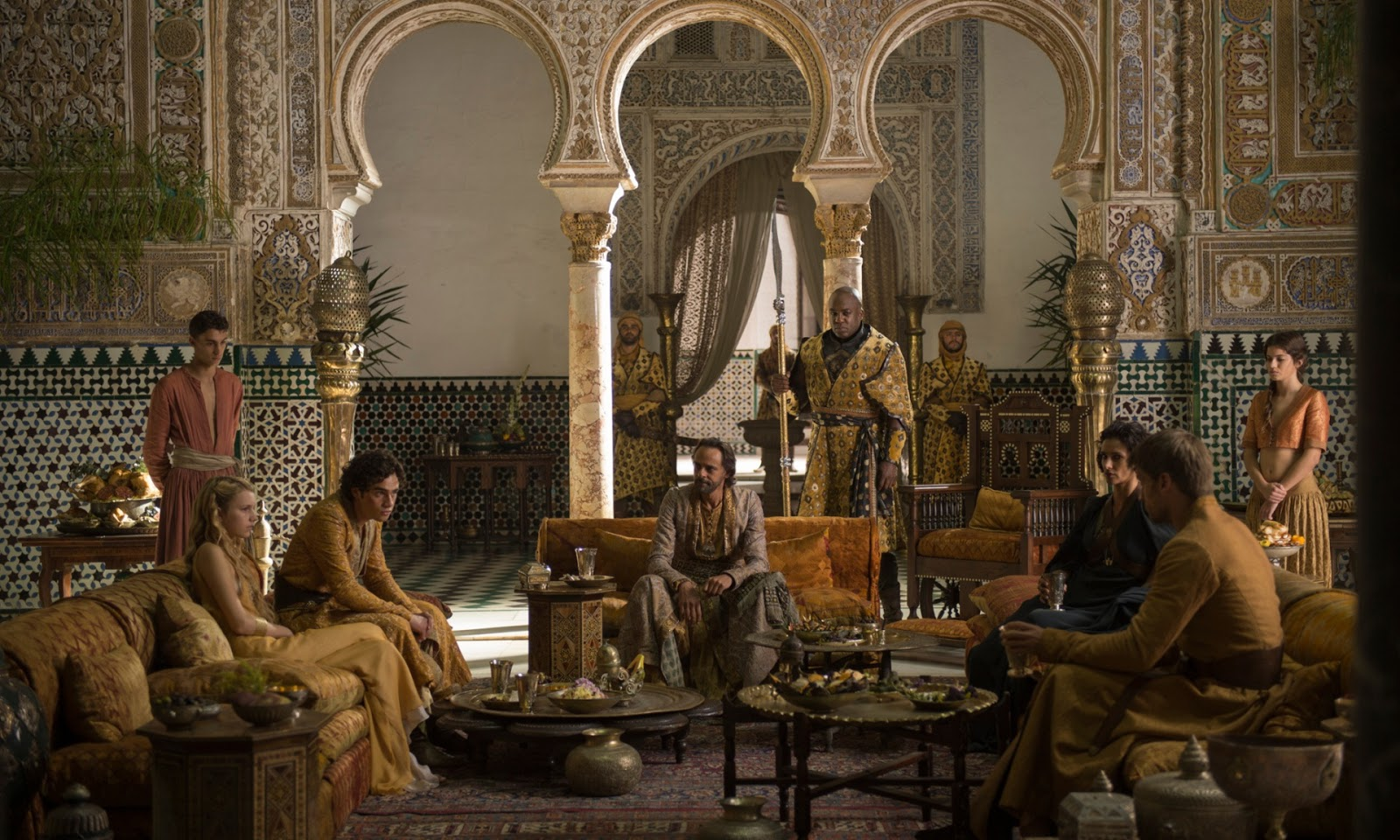 Inside the Screen: All About Game of Thrones Set Designs!