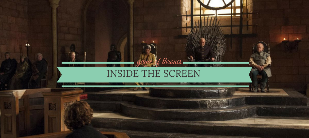 Inside the Screen- All About Game of Thrones' Set Designs!