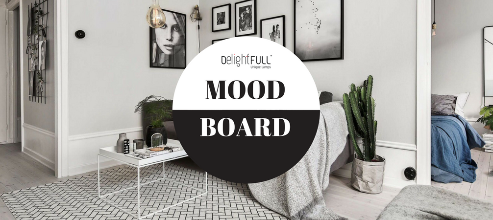 Mood Board- Silver Linings Playbook for the Perfect Home Decor