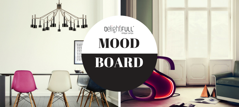 Mood Board- The Ultimate Pink Shade for a Modern Home Decor