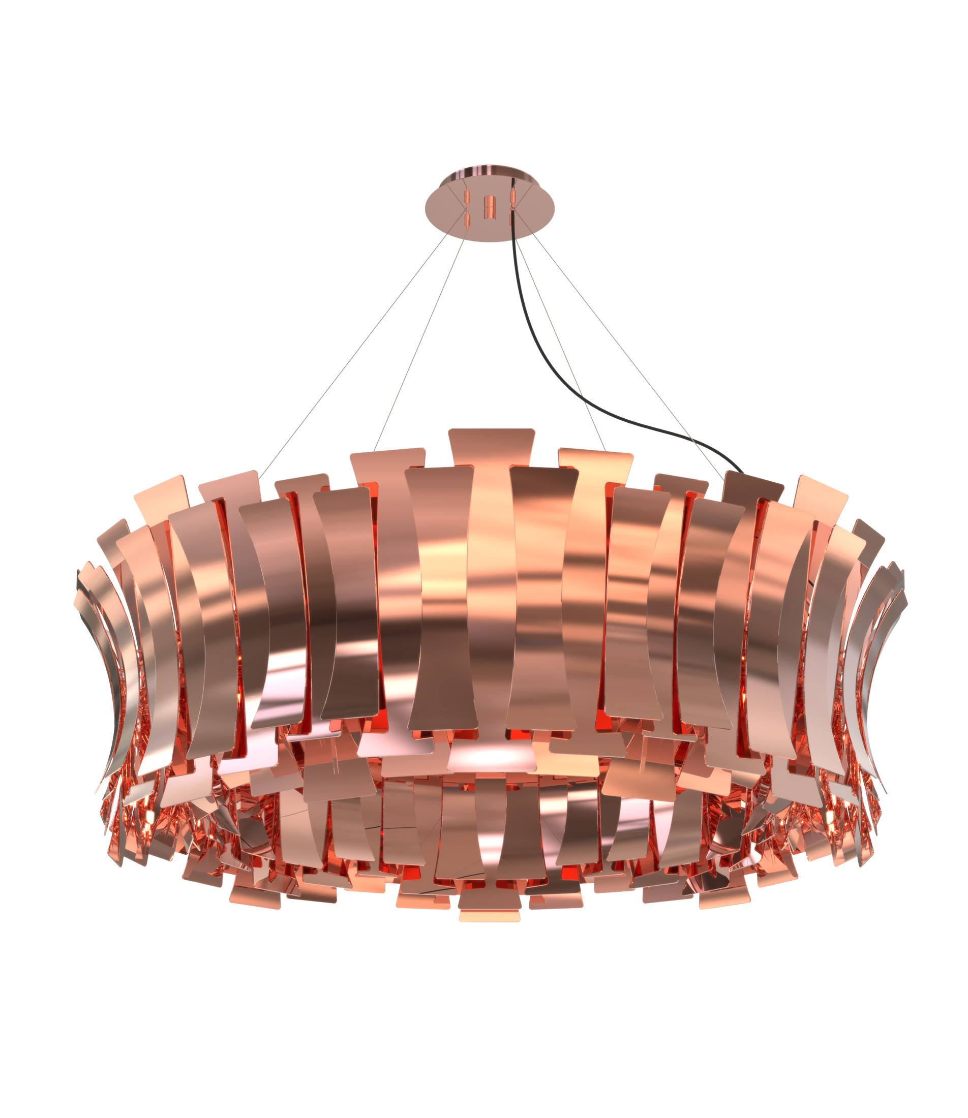 Product of the Week- Etta Round Lamp with a Mid-Century Modern Twist