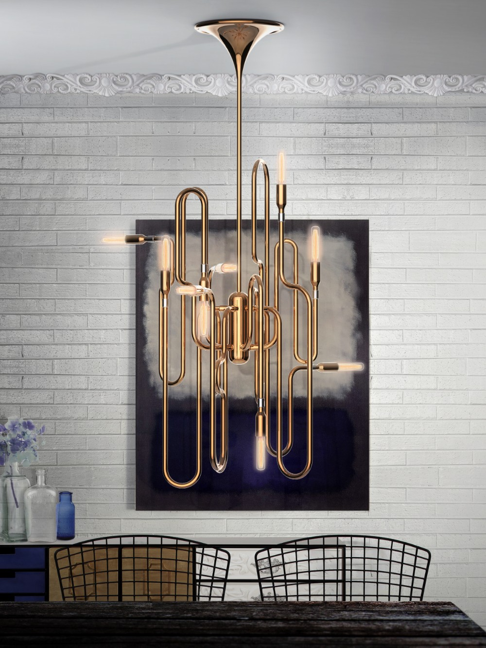 Product of the Week- Jazz-Inspired Clark Pendant Lamp