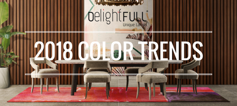 2018 Colors Trends- Red Scarlet by Pantone Is on Our Radar!