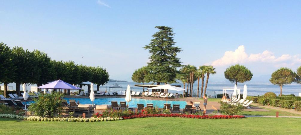 A Splendid Hotel in Lake Garda Holds the Most DelightFULL Lamps!