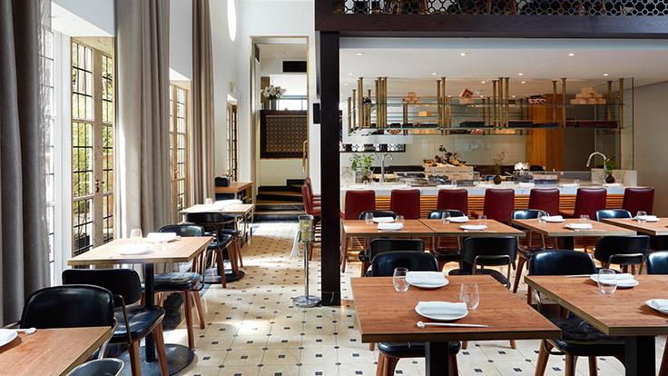 BEST RESTAURANTS IN UK: DININGS SW3