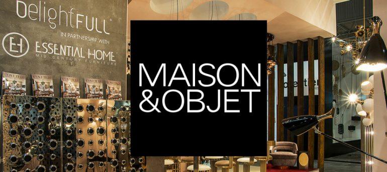 Get Ready with Unique- Maison et Objet September Edition!