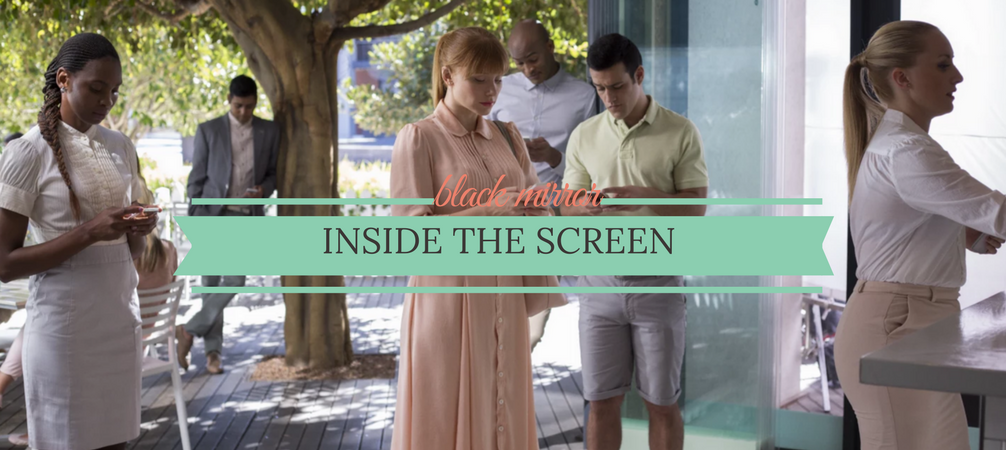 Inside the Screen- The Dystopian World of the Black Mirror Series