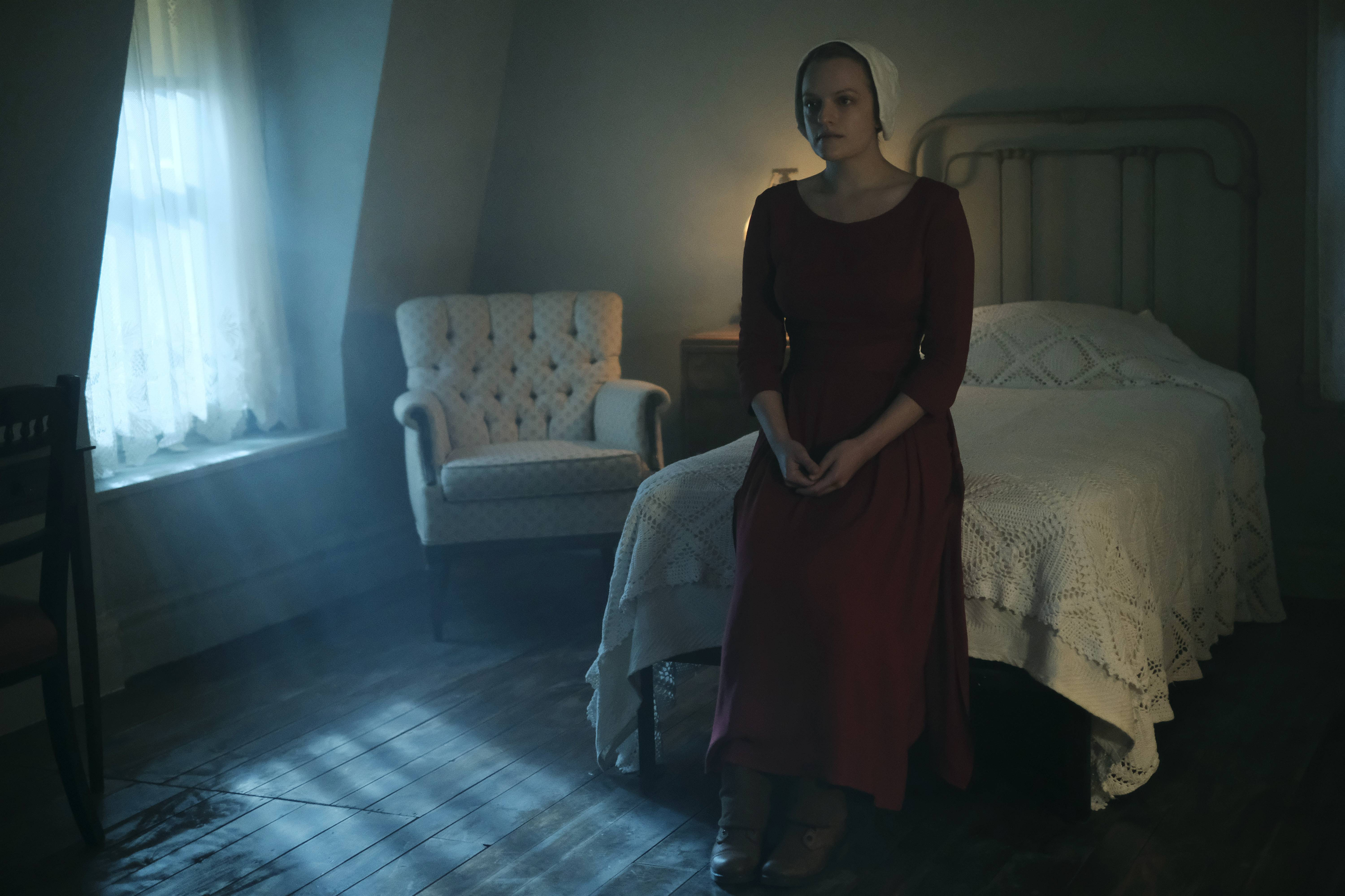 Inside the Screen- The Handmaid's Tale TV Show Incredible Set Design