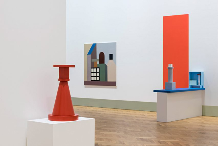 NATHALIE DU PASQUIER PRESENTS HER NEW EXHIBITION AT PACE LONDON