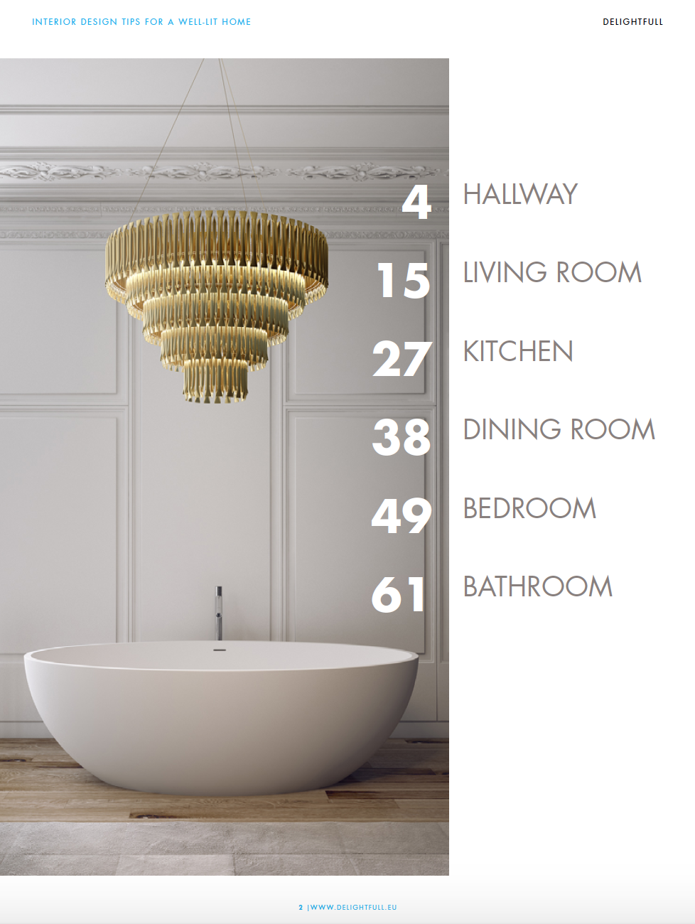NEW EBOOK- INTERIOR DESIGN TIPS FOR A WELL-LIT HOME!