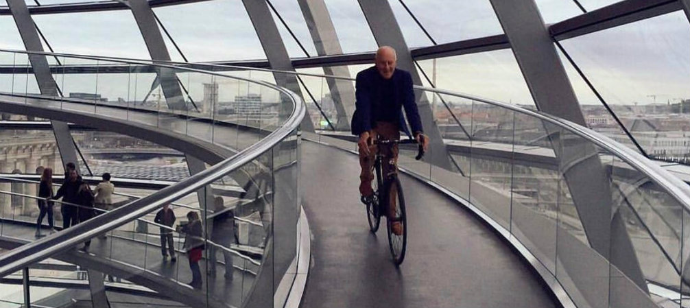 Get To Know The New Cycle Wear Collection By Norman Foster
