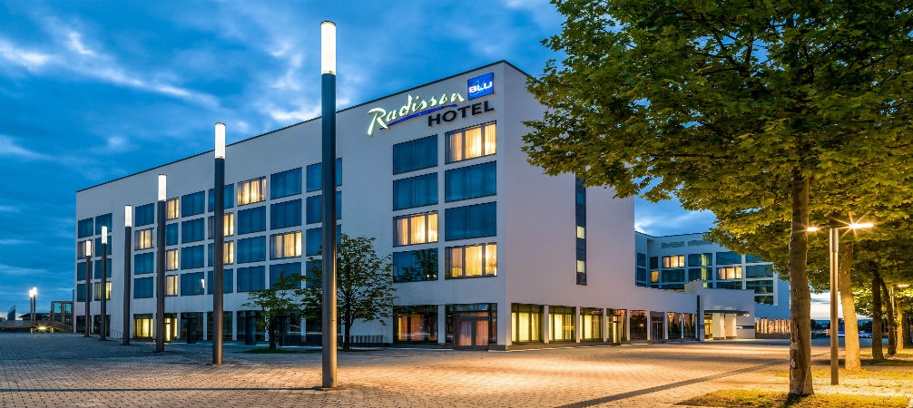 Stay in Hannover surrounded by the great design of Radisson Blu Hotel!