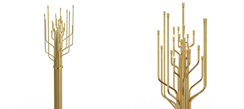 Trending Product- A Mid Century Floor Lamp Inspired by a Rock Star
