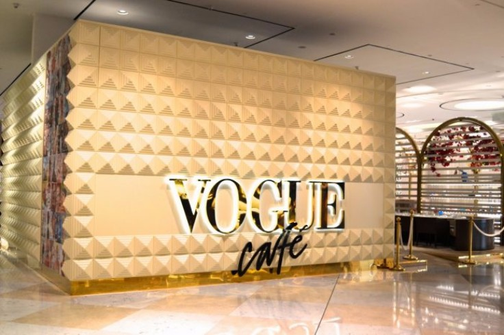 Coffee Break at Vogue Café in Berlin is something you can't refuse!