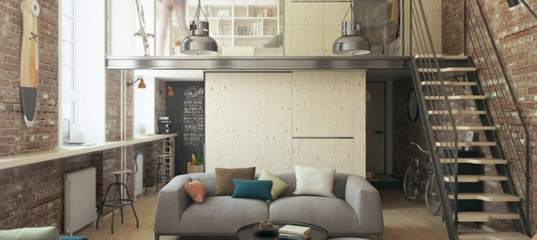 House Tour A Modern Home Decor with Exposed Brick Walls FEAT