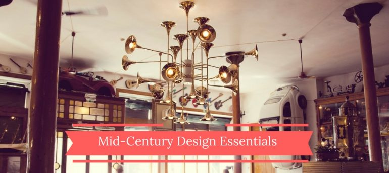 Mid-Century Design Essentials