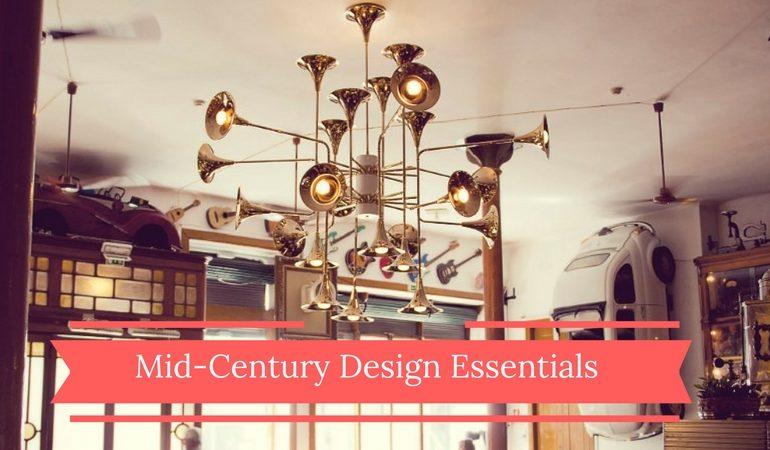Mid-Century Design Essentials