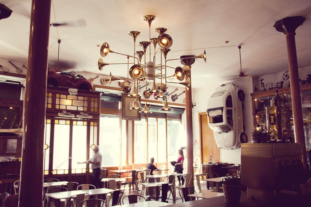 Mid-Century Design Essentials Exclusive Chandeliers and Pendant Lamps 1