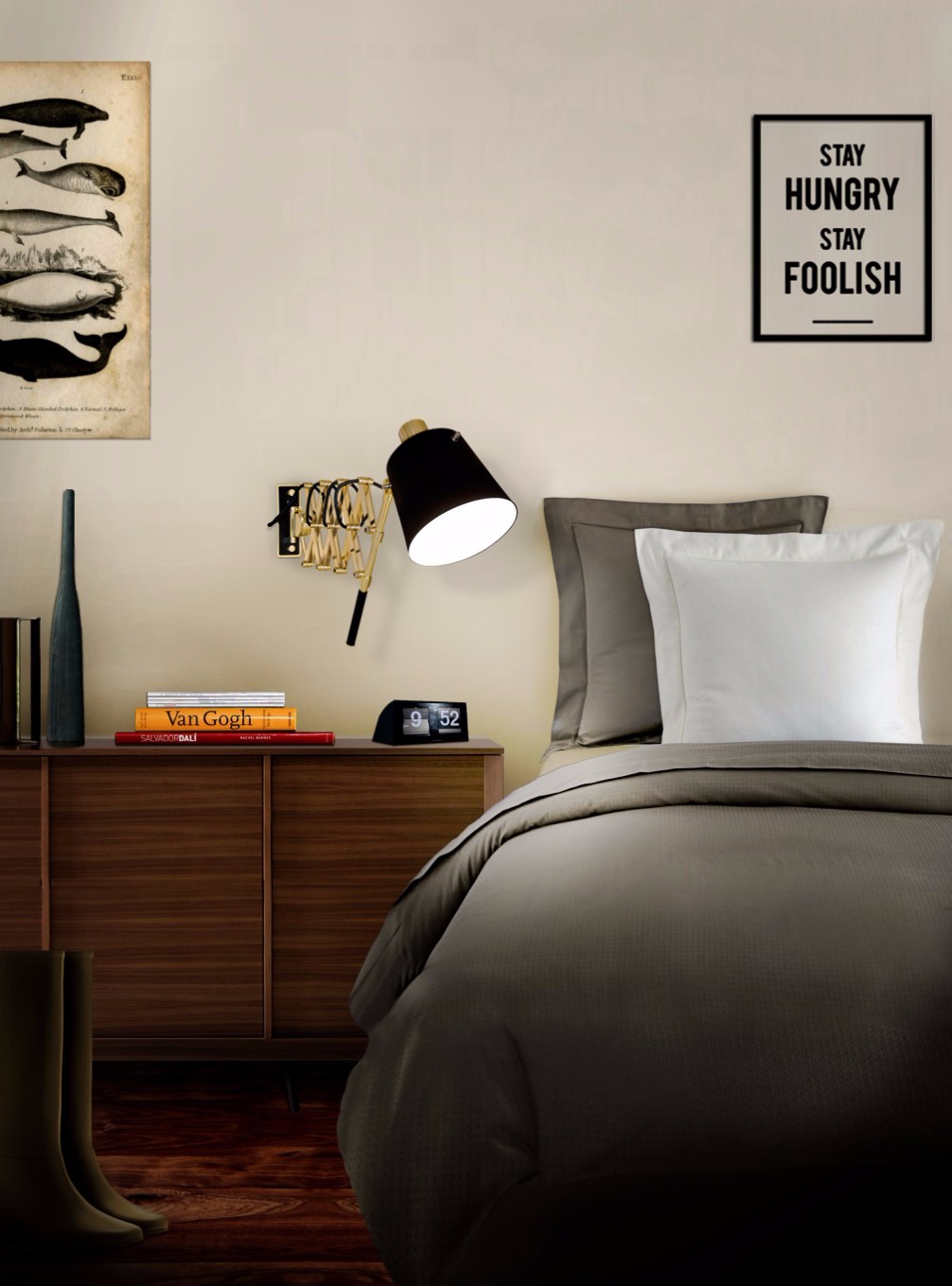 Mid-Century Design Essentials Modern Wall Lamps You'll Love! (1)