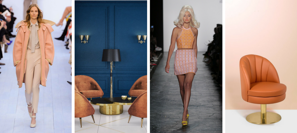 Pantone Fall Fashion Report- Copper Tan and How to Bring It Indoors