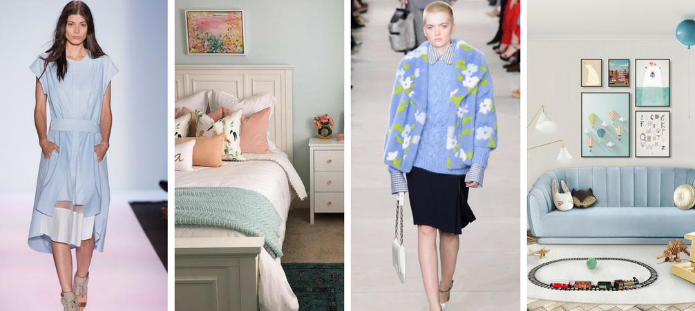 Pantone Fall Fashion Report- How to Highlight Blue Bell in the Fall