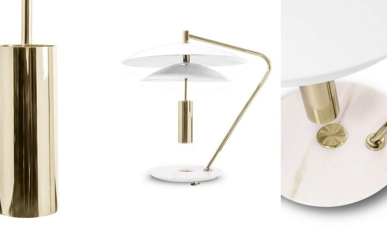 Trending Product A Mid-Century Table Lamp to Brighten Up Your World