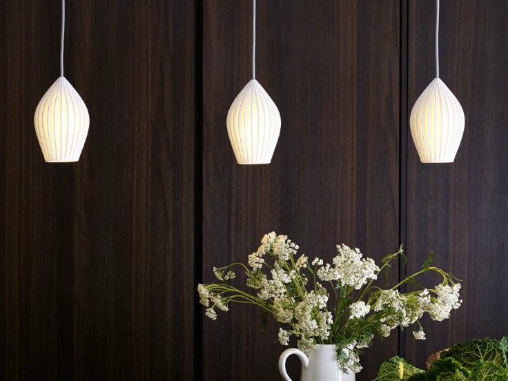 best lighting brands GET TO KNOW THE BEST LIGHTING BRANDS ATTENDING 100% DESIGN chaplins original btc fin pendant light 2