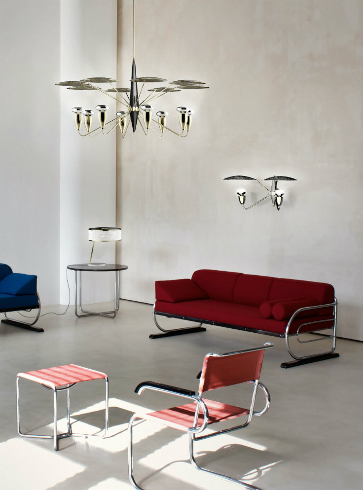 How to choose the right living room lighting