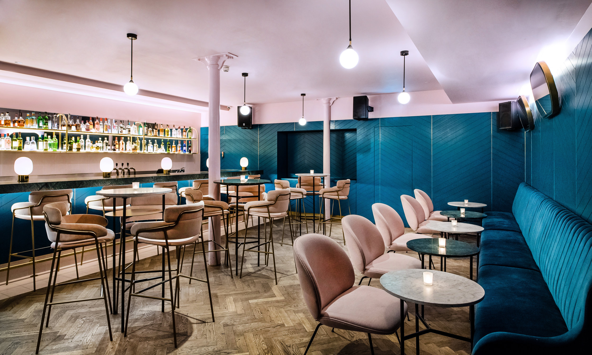 100% Design The Best Cocktail Bars in London for All Design Lovers 3