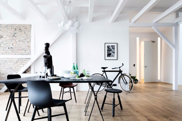 Find Happiness in a Loft in the Center of Berlin!