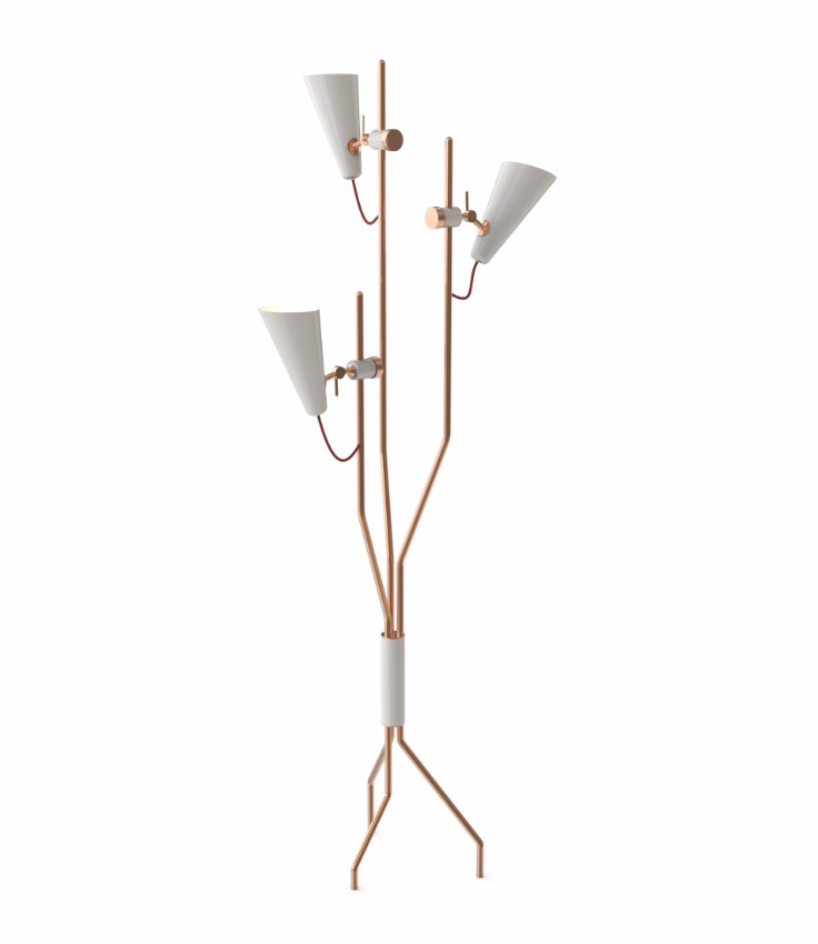 Trending Product A Mid-Century Floor Lamp To Lighten Up Your Home