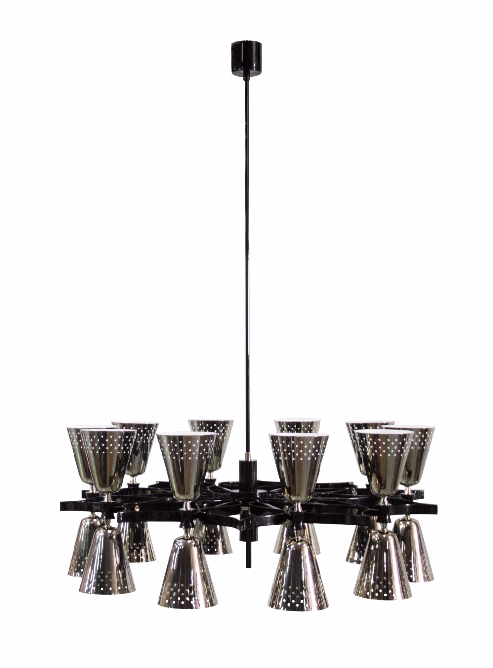 Here's The Perfect Modern Chandelier for Your Halloween Decorations 4