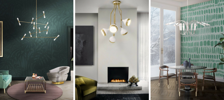These White Chandeliers Will Turn Your Winter Upside Down FEAT