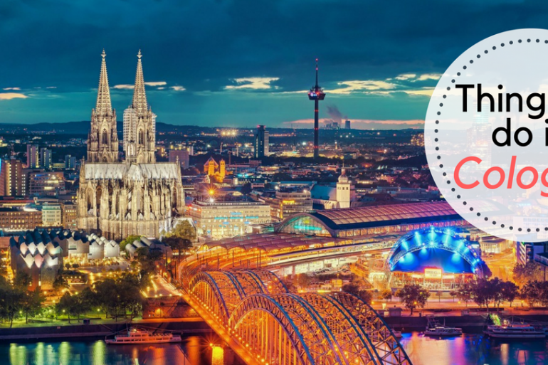 First Time Visitor Guide_ What to Do in Cologne During IMM 2018 feat