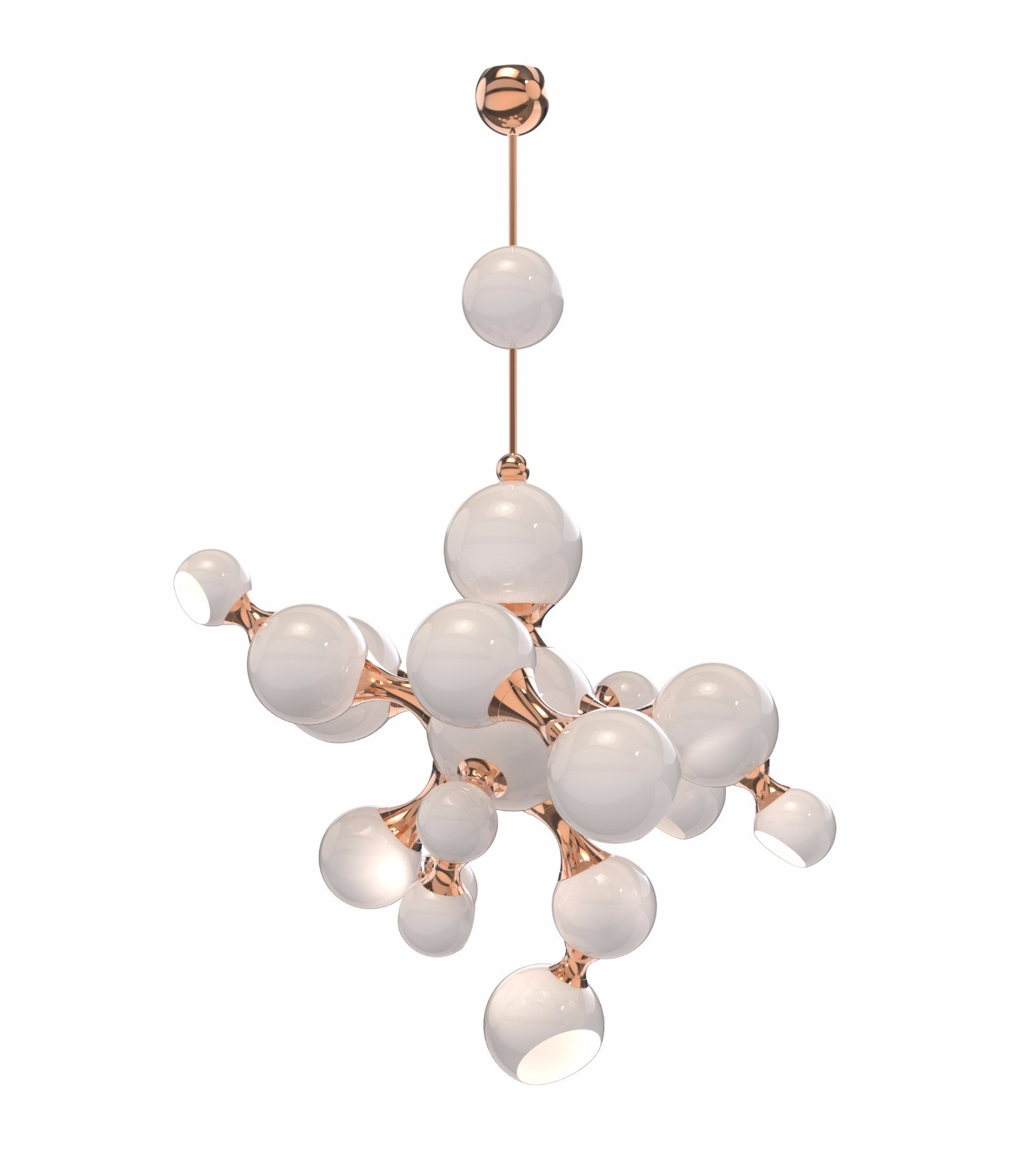 Meet Atomic The Chosen Chandelier by Philippe Model 1