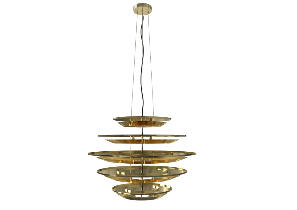 5 Golden Lamps for Your New Year Lighting Decorations 5