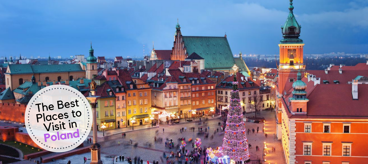 Best Places To Visit For Christmas.Christmas Wishlist The Best Places To Visit In Poland