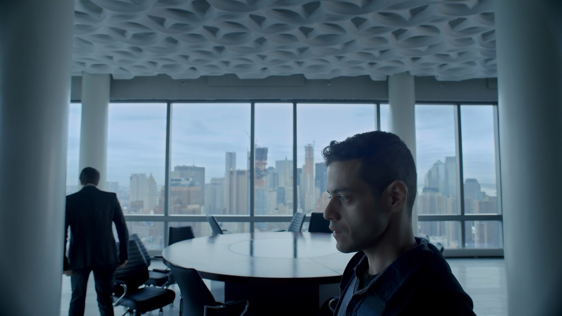 Inside The Screen The Awarded Set Production Design of Mr.Robot 5