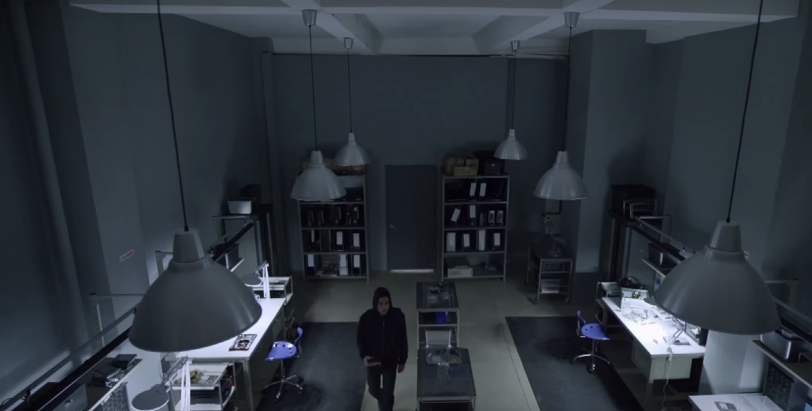 Inside The Screen The Awarded Set Production Design of Mr.Robot 6