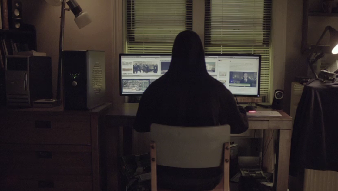 Inside The Screen The Awarded Set Production Design of Mr.Robot 7