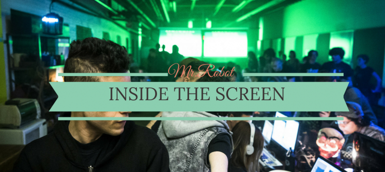 Inside The Screen _ The Awarded Set Production Design of Mr.Robot